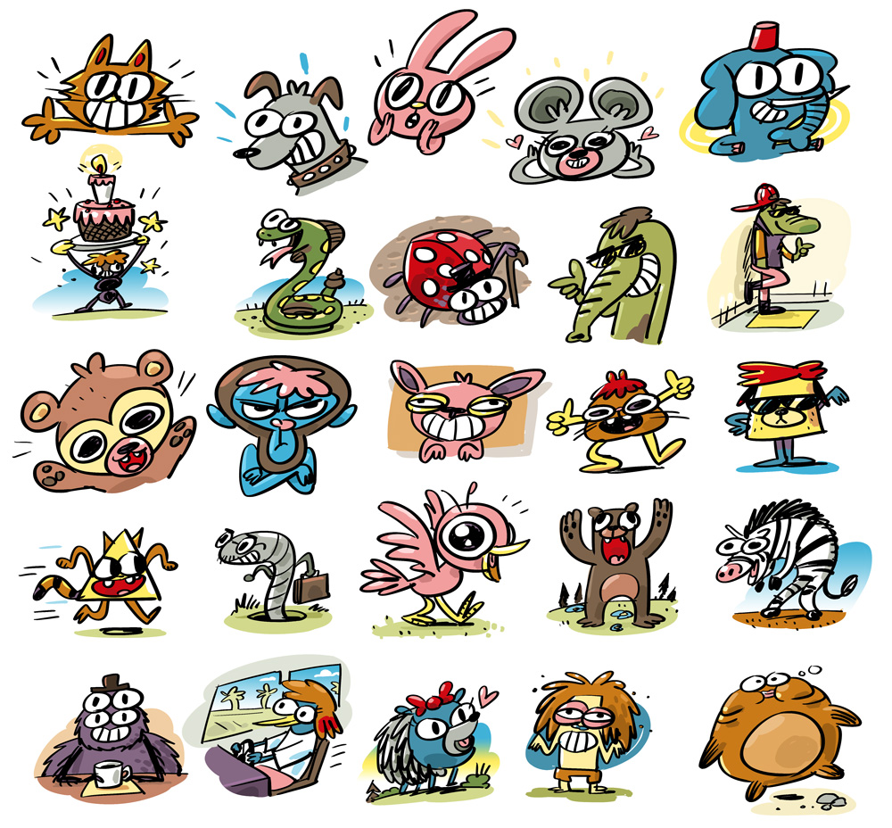 stickersfunimalz_v1