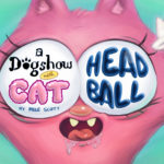 Dogshow with Cat Title Card by Jac Hamman